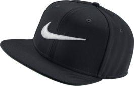 Šiltovka Nike SWOOSH PRO Snapback 639534-011
