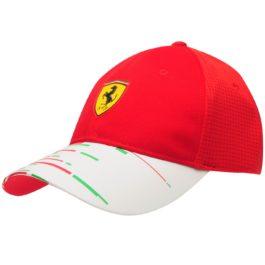 šiltovka Puma Scuderia Ferrari Team Cap Mens