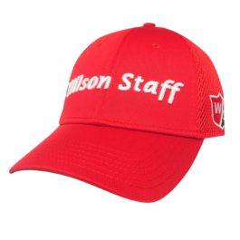 Šiltovka Wilson Tour Mesh Golf Cap Mens