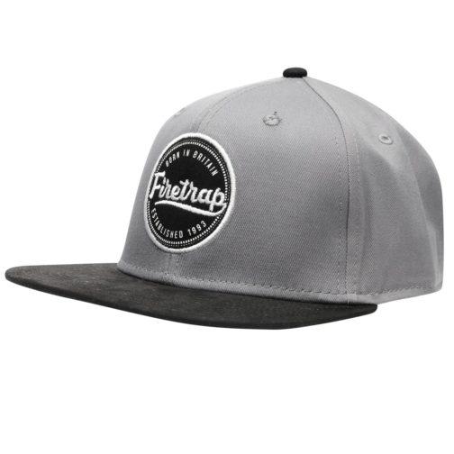 šiltovka Firetrap Premium Skateboard Cap Mens