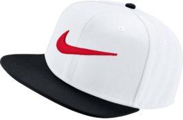 Šiltovka Nike U NK PRO CAP SWOOSH CLASSIC 639534-102